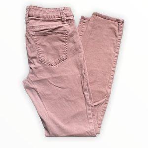 💗 Cute Pink Super Soft Skinny Jeans